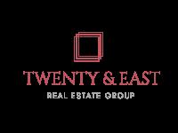 Twenty & East Realty Logo